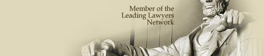 Member of Leading Lawyers Network